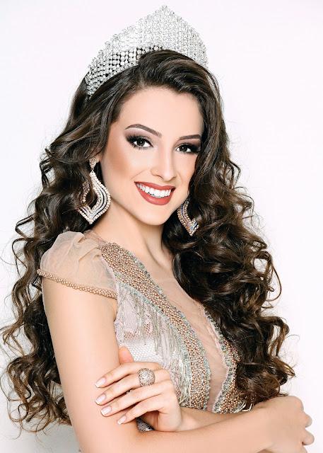 MISS PARANÁ BE Emotion 2018: Miss Paraná BE Emotion 2016