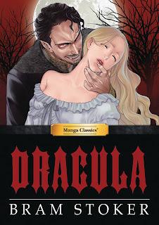 Manga Classics Dracula – review
