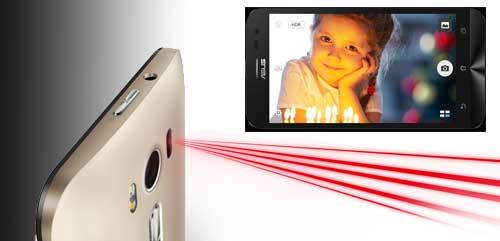 Zenfone 2 Laser Teknologi