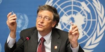 Bill Gates e Dr. Anthony Fauci são Adolf Hitler e Josef Mengele de hoje