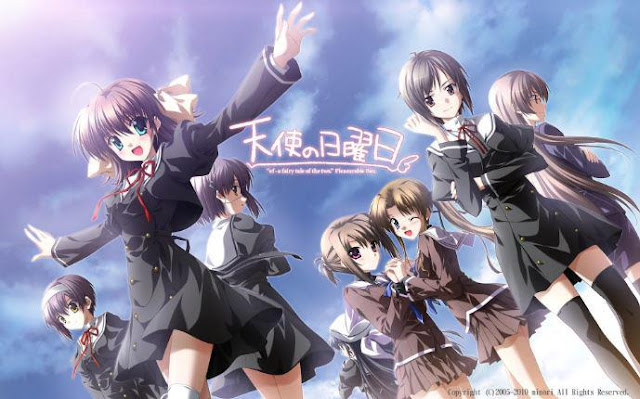 Anime Drama Romance Terbaik - ef: Tale of Memories/Melodies