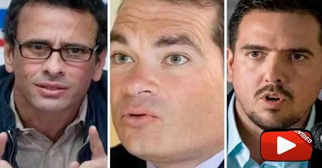 Tomás Guanipa y Stalin González serán los FALSOS que irán a dialogar con Maduro
