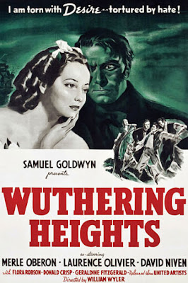 Wuthering Heights original film poster