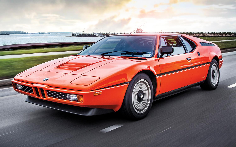 FAB WHEELS DIGEST (F.W.D.): BMW M1 Coupe (1978-81)