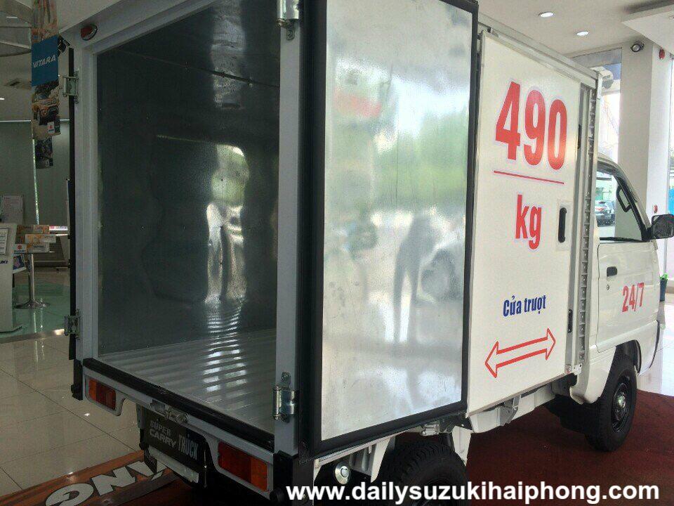 Suzuki 490kg hai phong