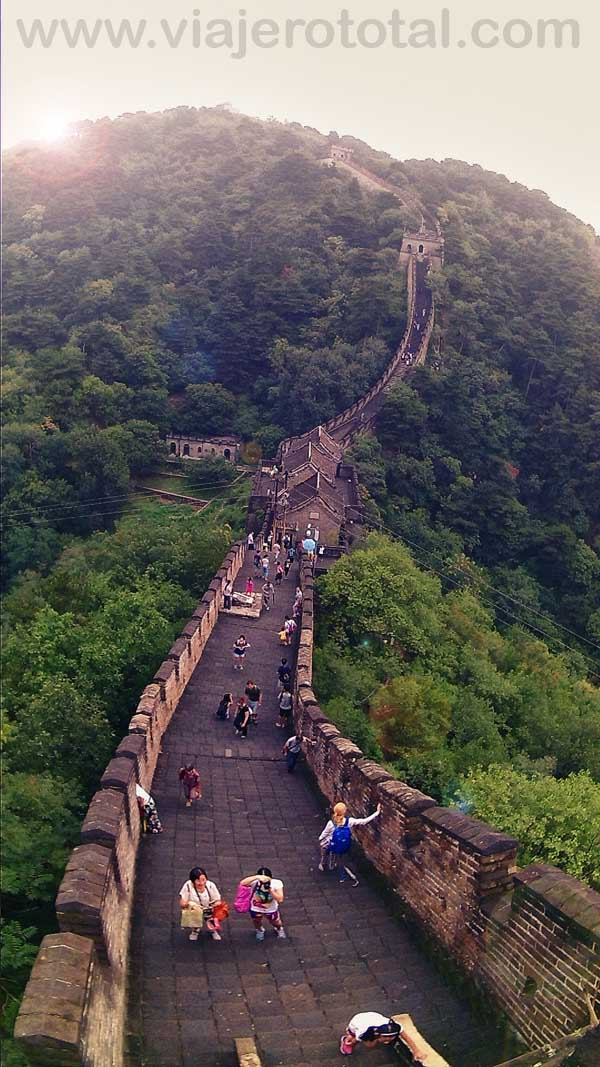 Gran Muralla China Mutianyu