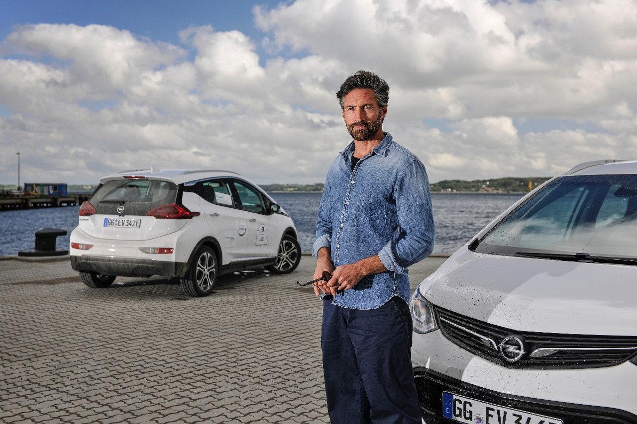 8ο North European E-Mobile Rally: δύο πληρώματα με Ampera-e στο δρόμο προς την ακτή της Βαλτικής