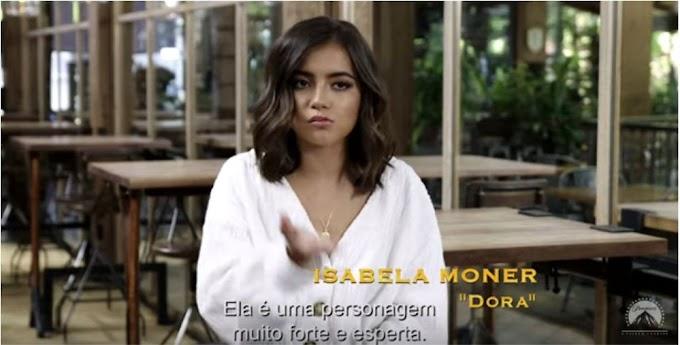 Elenco de 'Dora e a Cidade Perdida' fala sobre a personalidade da personagem