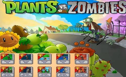 تنزيل لعبة الزومبي ضد النباتات الجزء الثالث