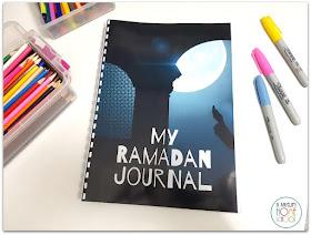 Ramdan Journal for kids