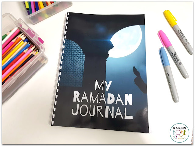 Ramdan Journal for kids