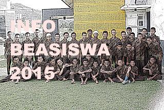 Info Beasiswa DIKTI 2015