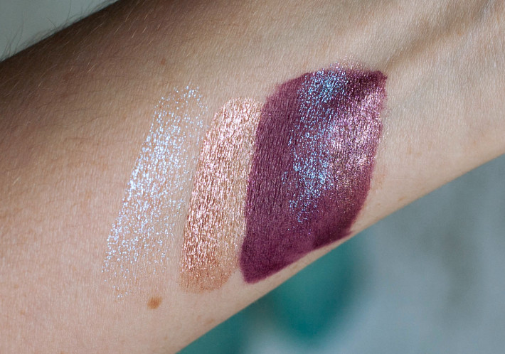 Beauty: H&M metallic Dazzle Lip Topper review
