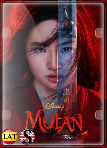 Mulan (2020) WEB-DL 1080P LATINO/INGLES