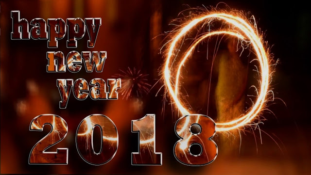 new year 3d picture