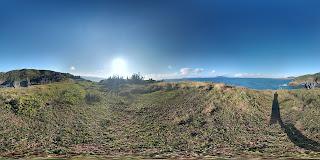 Viagem fotográfica em 360° graus na Serra das Emerências.