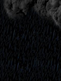Moonsoon rain photo editing background