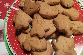 Χριστουγεννιάτικα μπισκότα 2020