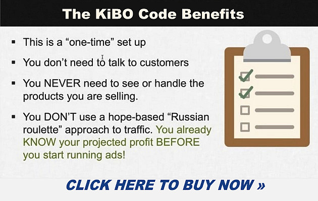The Kibo Code Benefits
