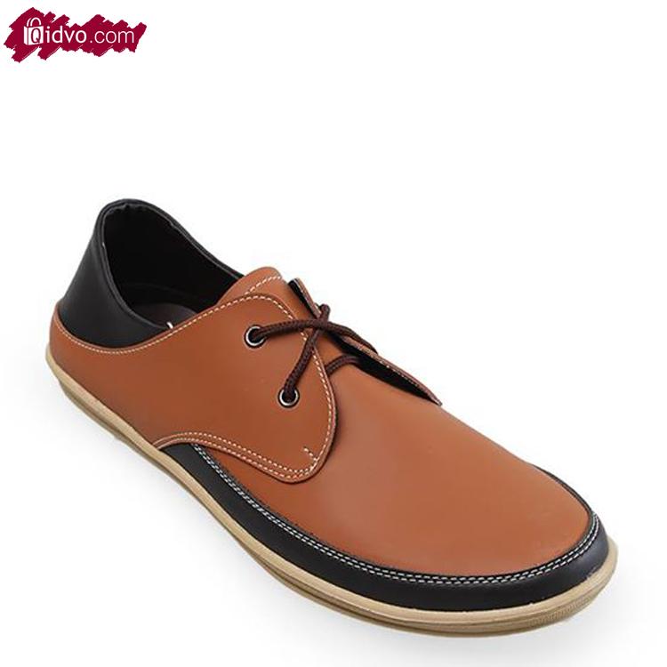 Sepatu Casual Mens Republic Spica - Tan