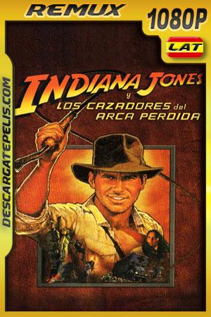 indiana jones y los cazadores del arca perdida (1981) 1080p BDRemux Latino – Ingles