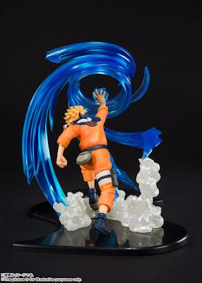 Tsunade, Jiraya y Naruto impresionantes en las nuevas Figuarts ZERO de Tamashii Nations