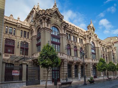Avilés, Teatro, Palacio Valdés