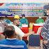 Lantamal II Lakukan Vaksinasi Maritim H3 di Teluk Bayur