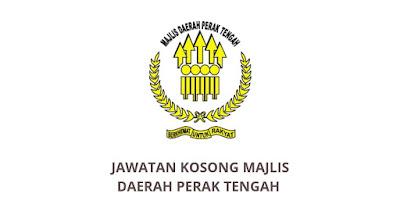 Jawatan Kosong Majlis Daerah Perak Tengah 2019