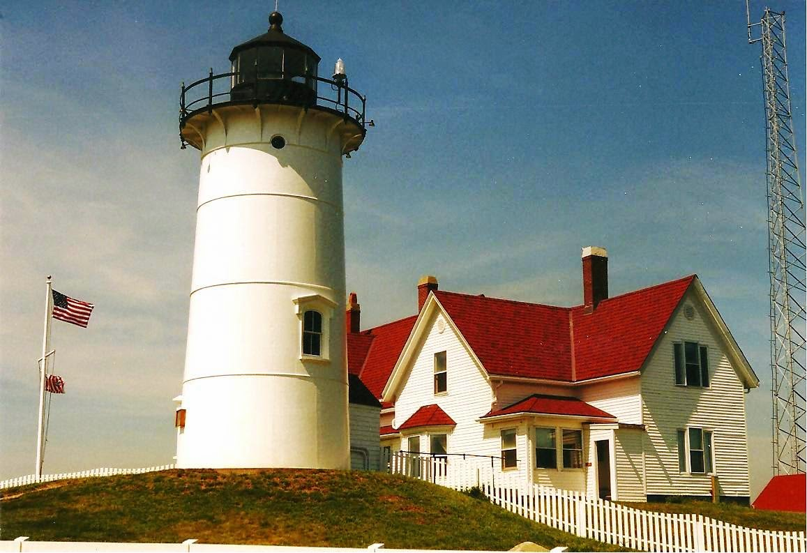 Al S Lighthouses A Massachusetts Beauty Nobska Point