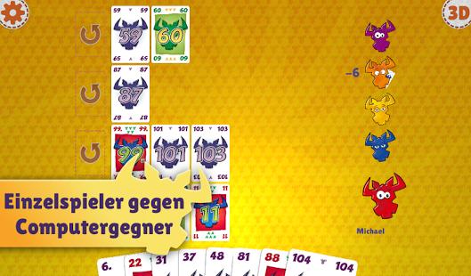 4) لعبة 6 nimmt