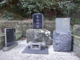 長谷川海太郎の墓