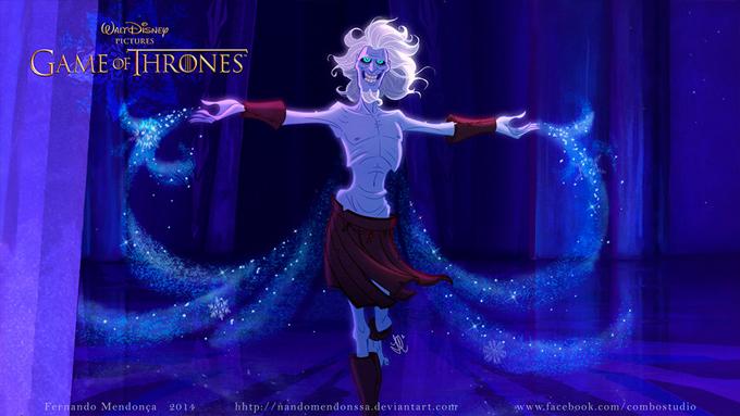disney character game of thrones персонажи Дисней Игра престолов