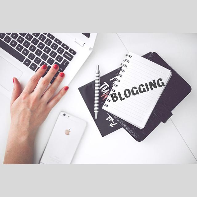 blog posting
