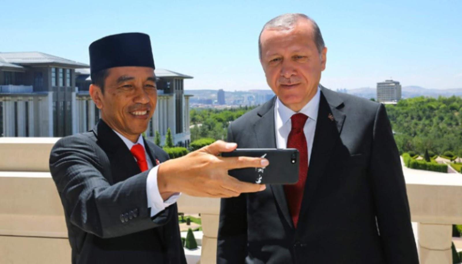 Turki siap untuk memberikan bantuan kepada Indonesia