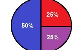 3 Contoh Grafik Lingkaran Sederhana