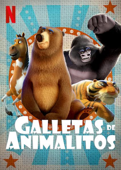 Galletas de Animalitos (2018) NF WEB-DL 1080p Latino