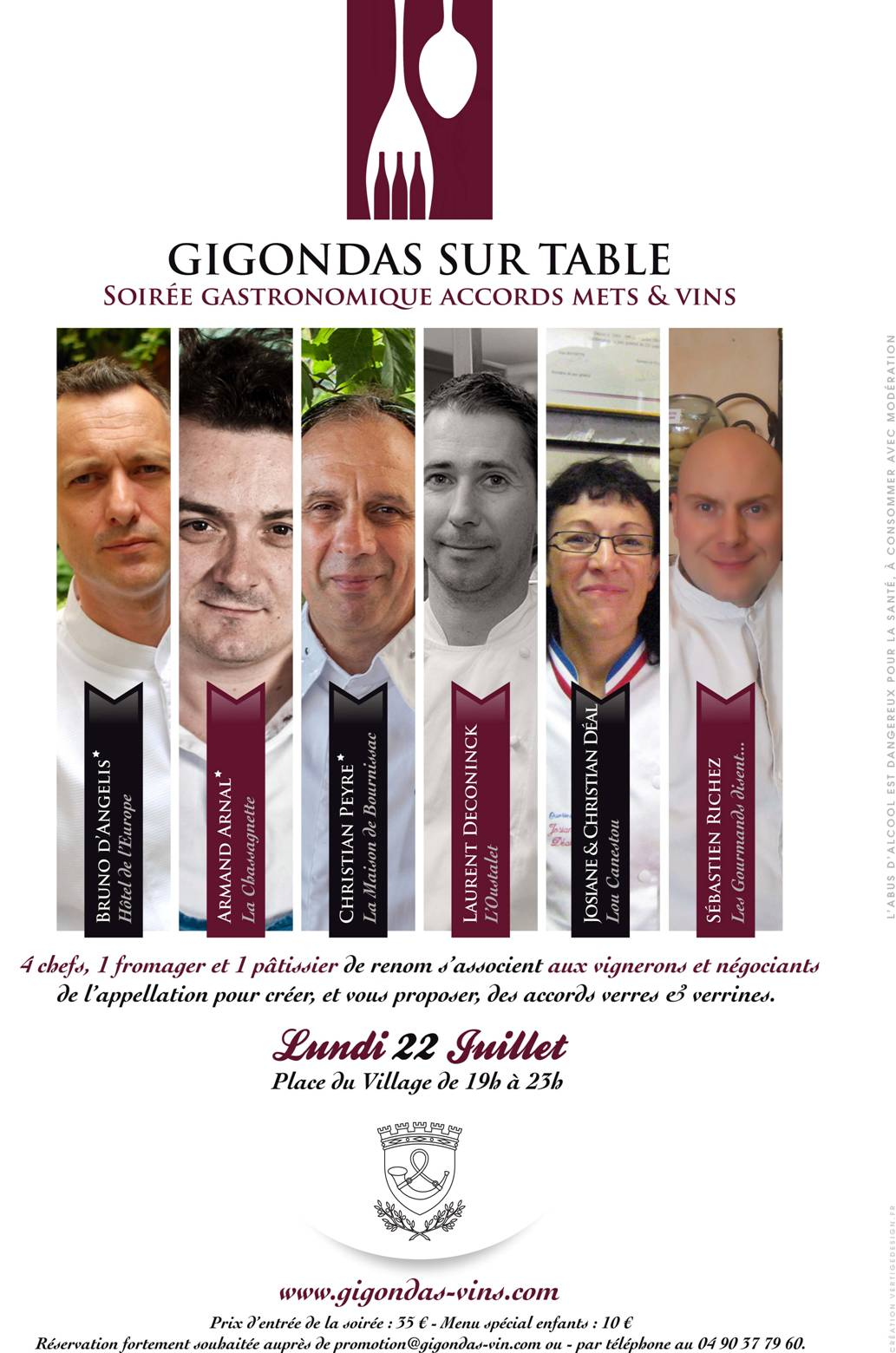 rencontres gourmandes 2013