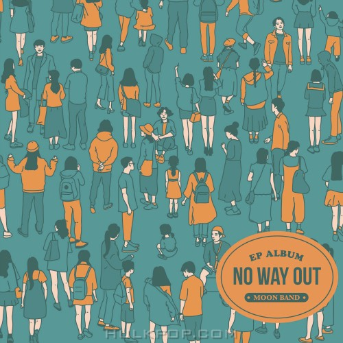 Jomungeun Band – NO WAY OUT – EP (FLAC)