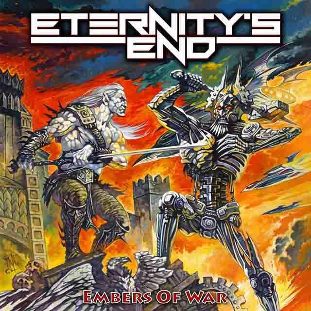 """Ο δίσκος των Eternity's End """"Embers of War"""""""
