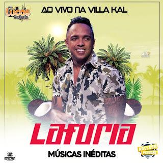 LA FÚRIA - CD AO VIVO NA VILLA KAL - 2019
