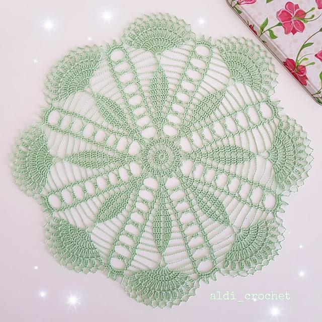 Toalhinha Verde Clarinho
