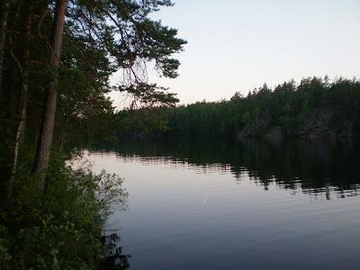 Nuotiopaikat Espoo