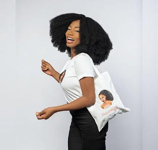 Khafi Kareem Bags Endorsement Deal With Natural Girl Wigs