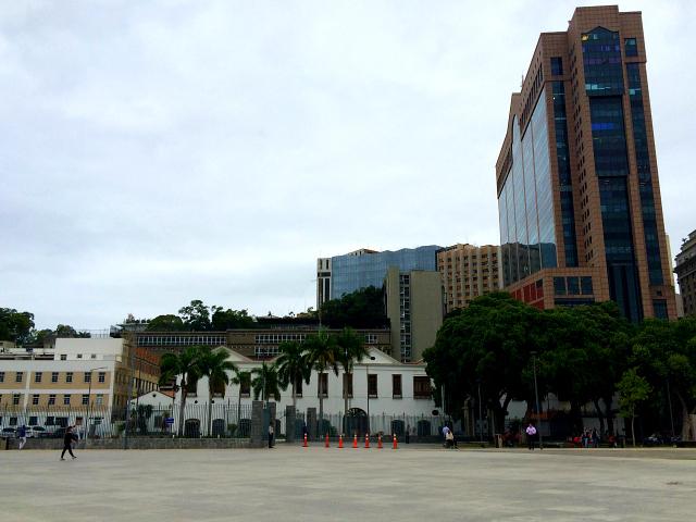 Museu Histórico Nacional e Edifício RB1
