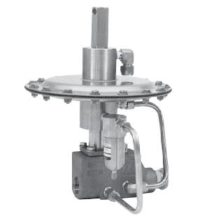 tank blanketing valve