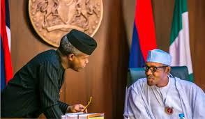 Osinbajo at 63: Buhari acknowledge Prof Osinbajo's impact on his administration.