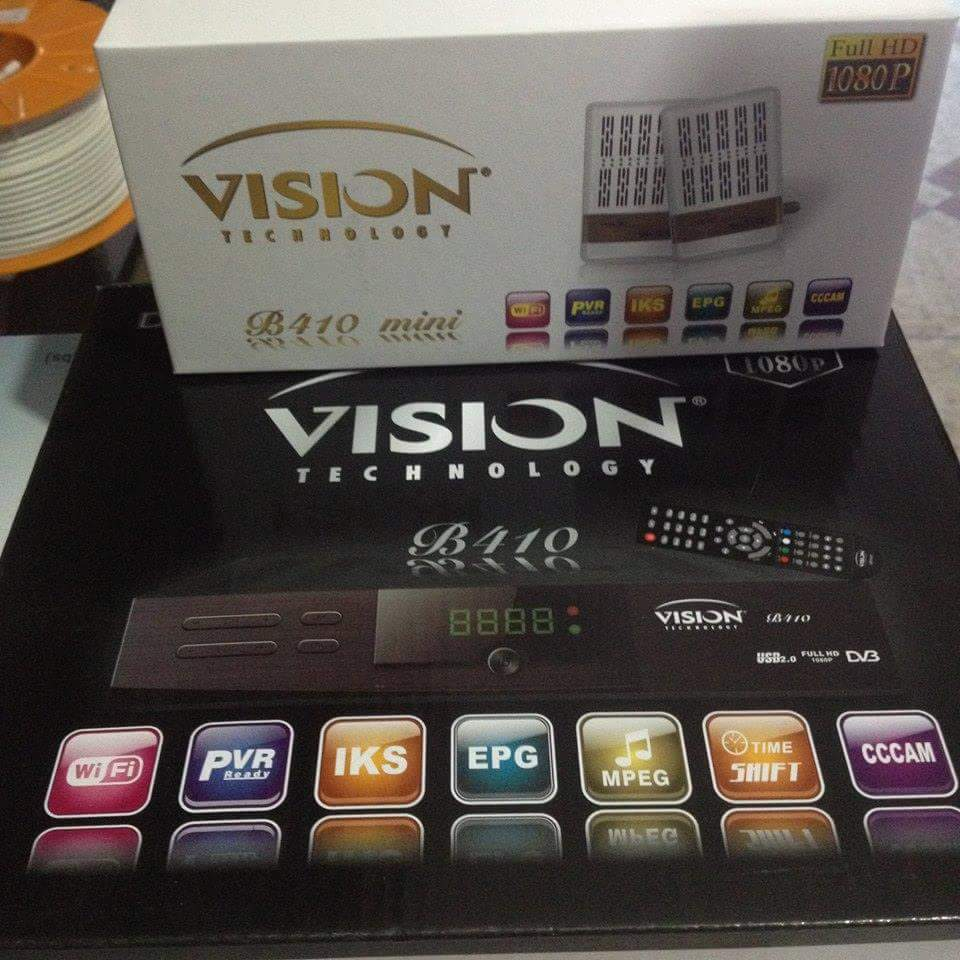 flash vision b410 mini