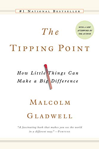 abo saad blog, the tipping point, malcolm gladwell, what is our life purpose