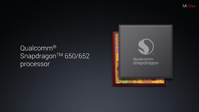 Xiaomi Mi Max Processor